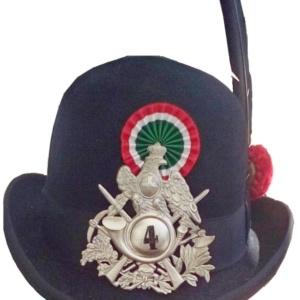 cappello alpino 1872