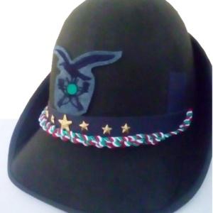 cappello alpino da bimbo