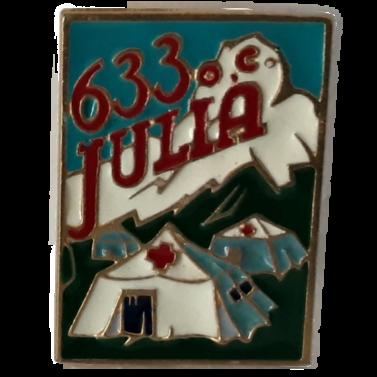 633° ospedale da campo divisione Julia