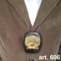 portaplacca carabinieri 606