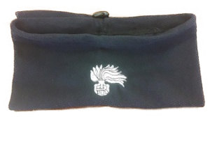 Scaldacollo fiamma argento carabinieri