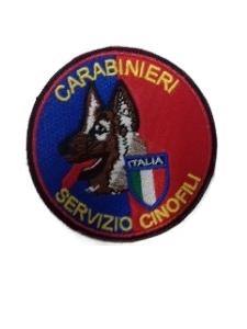 omerale reparto cinofili carabinieri