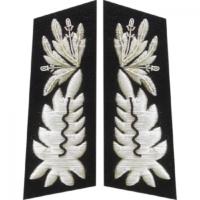 Alamari da ufficiale da 12 cm