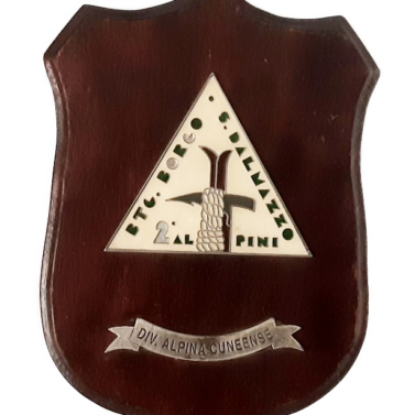 battaglione borgo san Dalmazzo (crest)