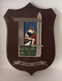battaglione val fella (crest)