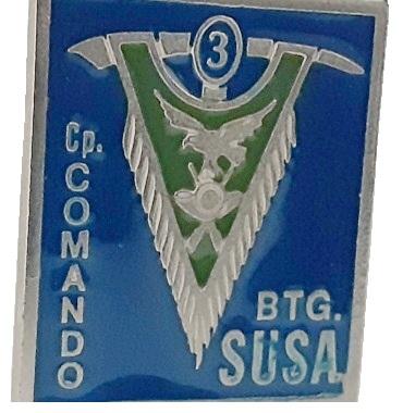 compagnia comando battaglione susa terzo reggimento alpini secondo modello