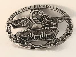 ferrea mole ferreo cuore argento vecchio secondo modello