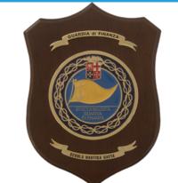 Scuola nautica GDF crest