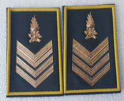 set gradi brigadiere G.d.F