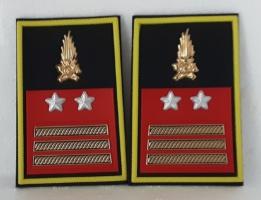 set luogotenente a qualifica speciale G.d.F