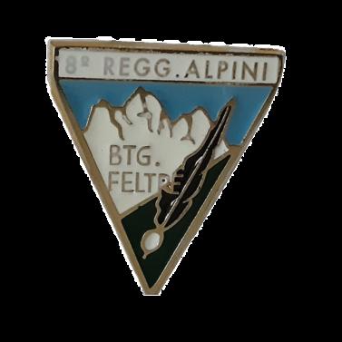 battaglione Feltre ottavo reggimento