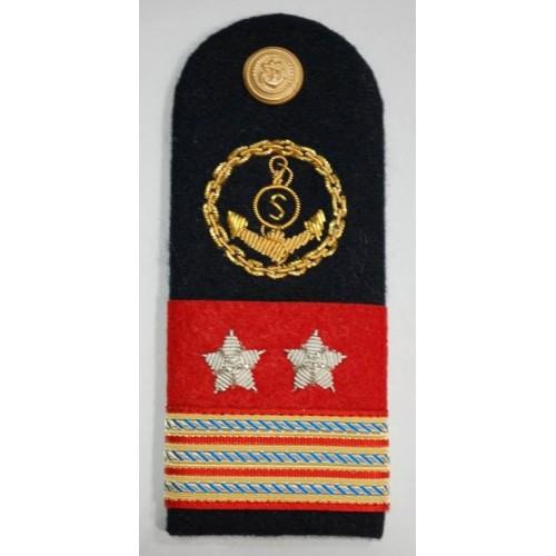 primo luogotenente a qualifica speciale furiere segretario