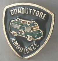 conduttore automezzi ambulanze