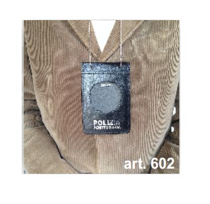 portaplacca/tessera 602