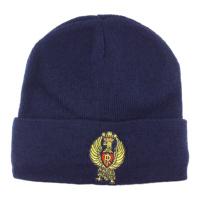 Zuccotto in lana logo aquila polizia di stato