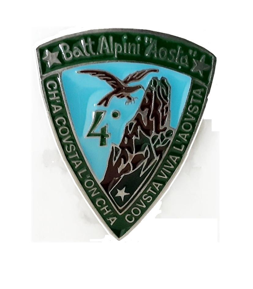 battaglione aosta quarto reggimento alpini