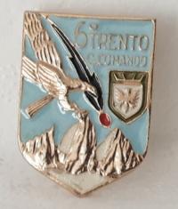 compagnia comando Trento