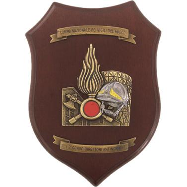 Corso direttori antincendio Vigili del Fuoco crest